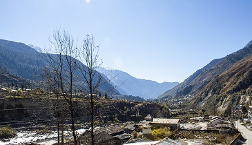 Lachung Town