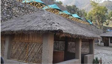 The Rafting Camp, Rishikesh