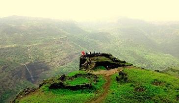 Lonavala Rajmachi Fort