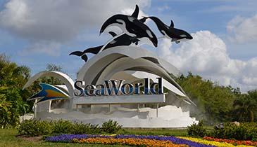 Orlando - Seaworld