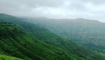 Panchghani Hill
