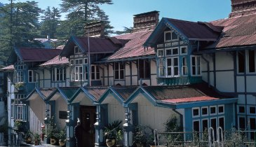 Clarkes Hotel, The Mall, Shimla