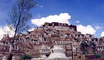 Thikse Monastery