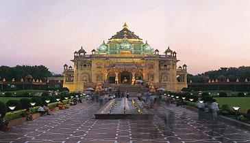 Akshardham Mandir, Gandhinagar