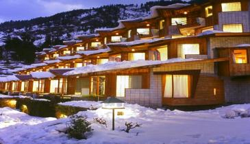 Manuallaya - The resort spa, Manali