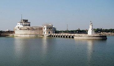 Lakhota Lake Museum, Jamnagar