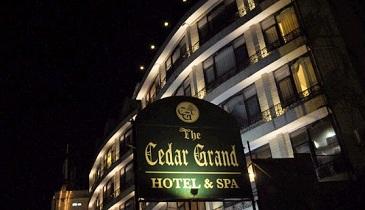 The Cedar Grand