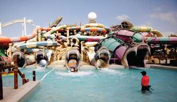 Yas Waterworld