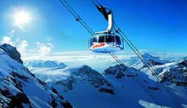 Switzerland - Mt Titlis