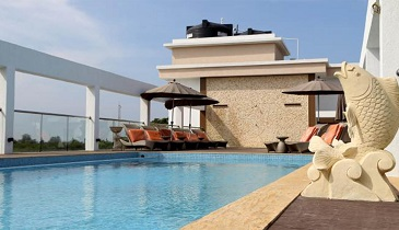 Terrace top Bar