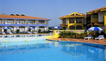 Exterior - Baywatch Resort, Goa