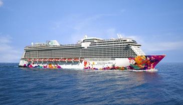 World Dream Cruises