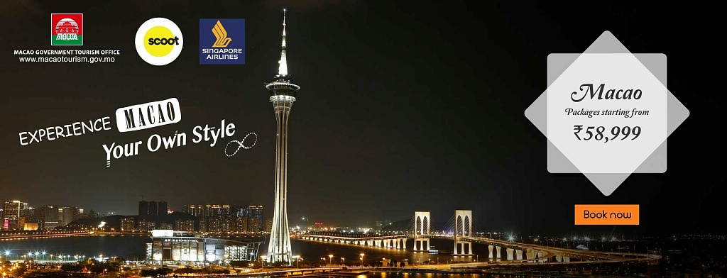 Macao Tourism Packages
