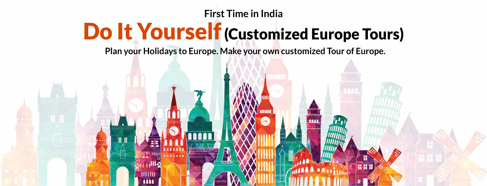 European Tour Packages  From India