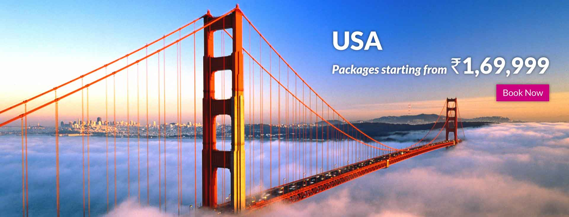 USA Packages
