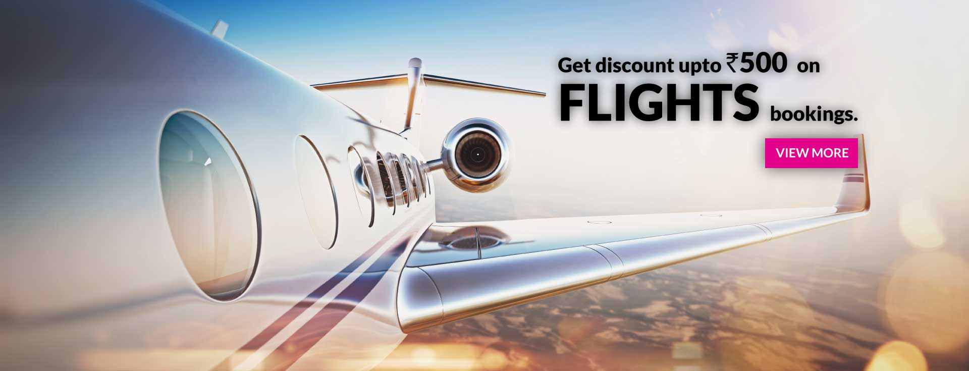 Flights Bookings