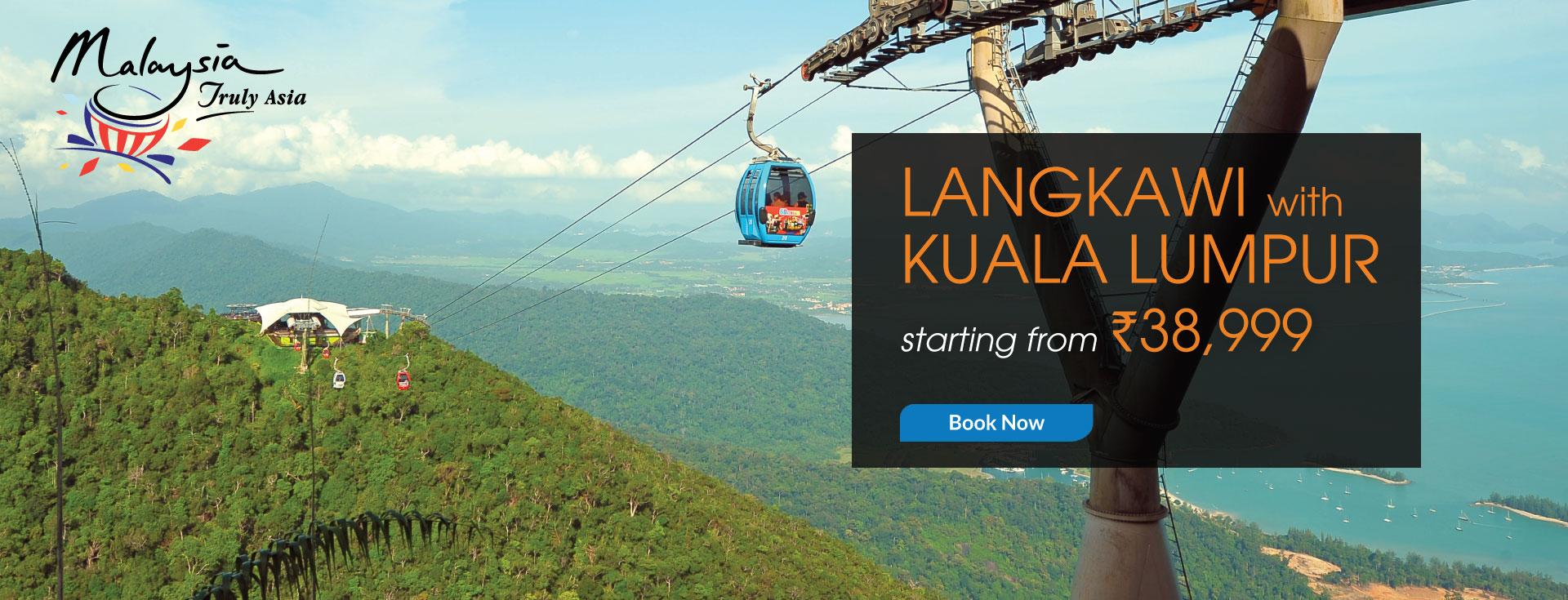 Langkawi with Kul