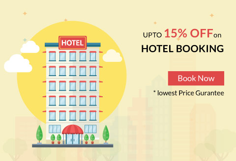 Discount on Hotel Booking
