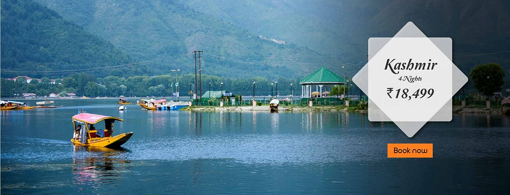 Holidays In Kashmir