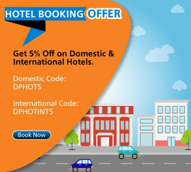 DPauls Hotel Promo Code