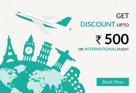 International Flight Offer
