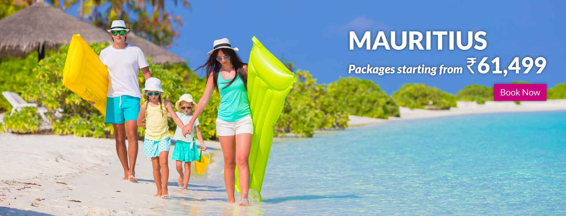 Mauritius Packages