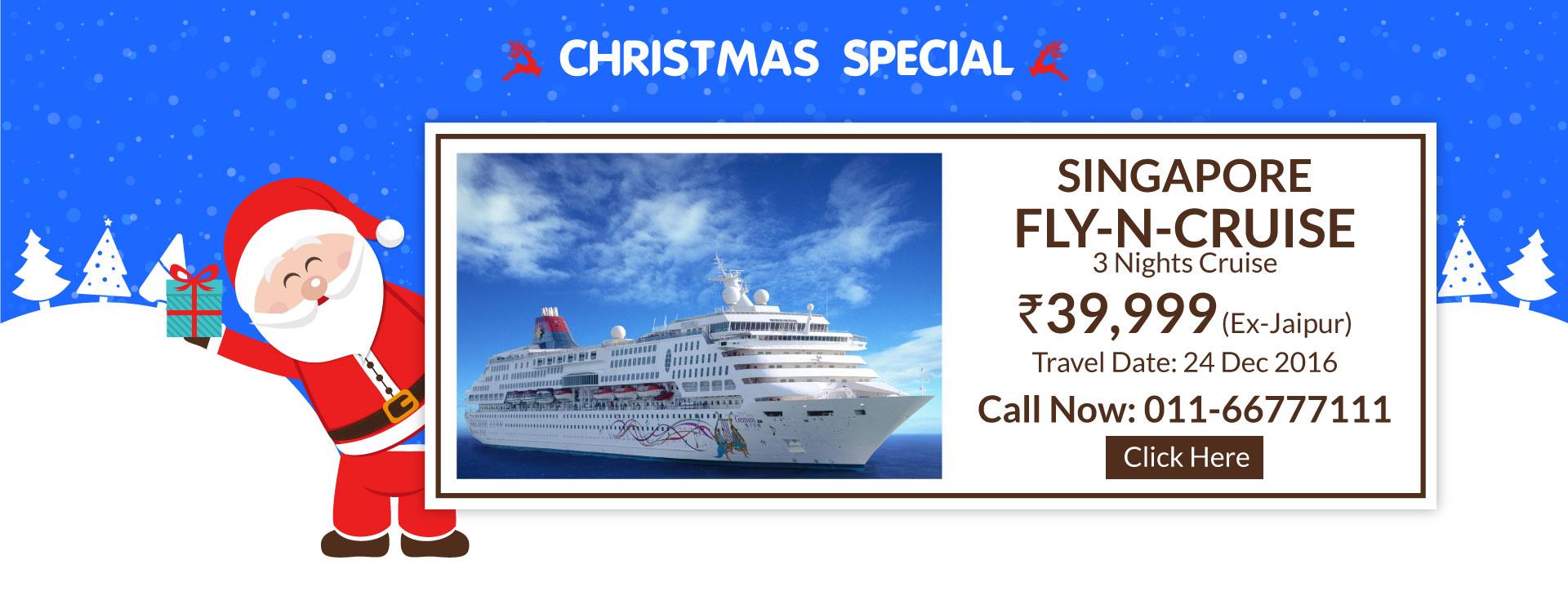 Singapore Fly N Cruise