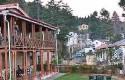 Chevron Eco Lodge, Kausani