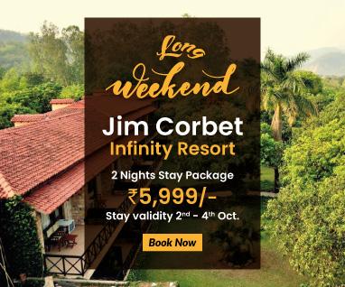 Jim Corbett @ 5,999/- Per Person