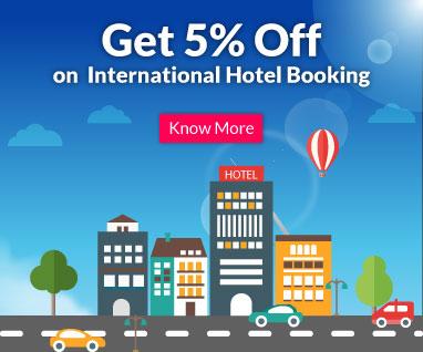 INTERNATIONAL HOTEL OFFER