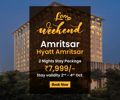Amritsar@ Rs.7,999/- Per Person