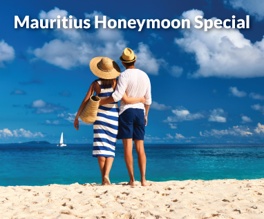 Mauritius Honeymoon Special Packages Starting from Rs. 56999/-